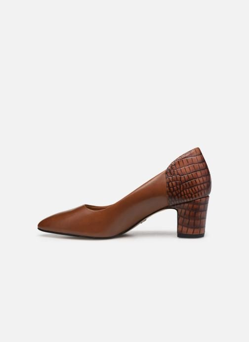 Zapatos de tacón Tamaris Clelie Marrón vista de frente