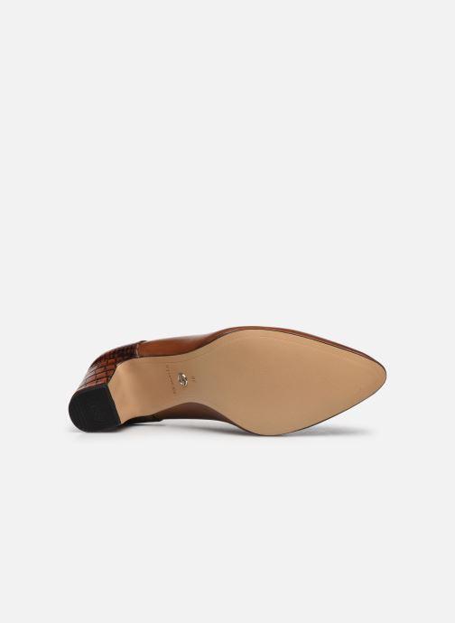 Zapatos de tacón Tamaris Clelie Marrón vista de arriba