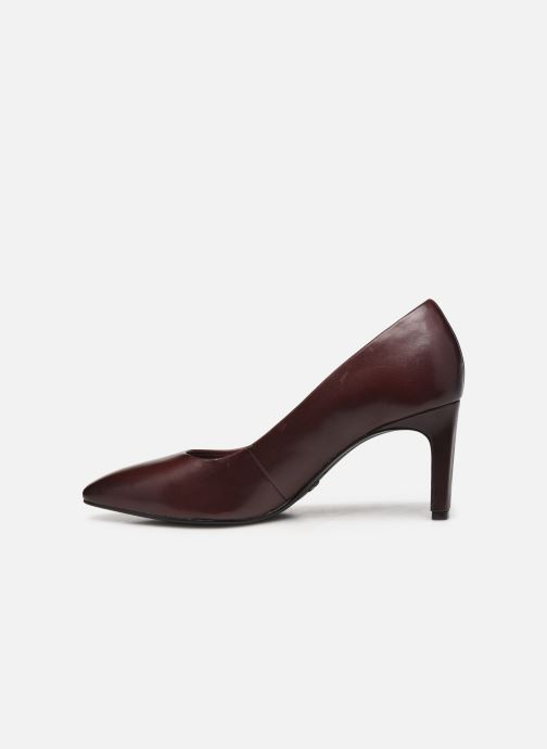 Zapatos de tacón Tamaris Therese Vino vista de frente