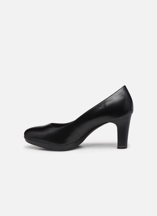 Zapatos de tacón Tamaris Shayla Negro vista de frente