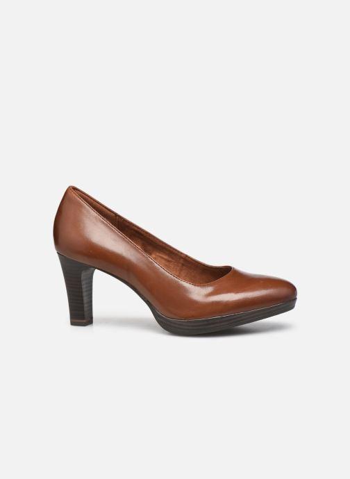 Zapatos de tacón Tamaris Shayla Marrón vistra trasera