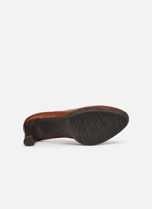 Zapatos de tacón Tamaris Shayla Marrón vista de arriba