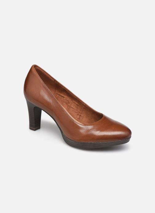 Zapatos de tacón Tamaris Shayla Marrón vista de detalle / par