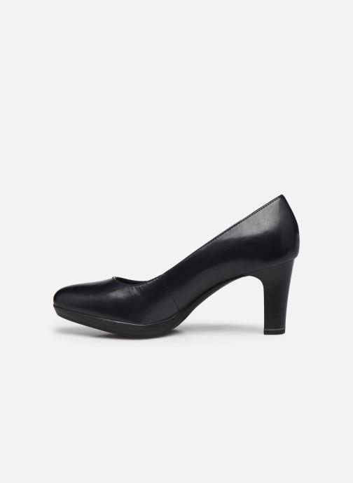 Zapatos de tacón Tamaris Shayla Azul vista de frente
