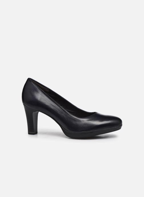 Zapatos de tacón Tamaris Shayla Azul vistra trasera