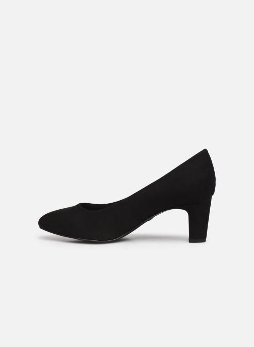 Zapatos de tacón Tamaris Georgia Negro vista de frente