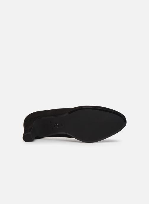Zapatos de tacón Tamaris Georgia Negro vista de arriba
