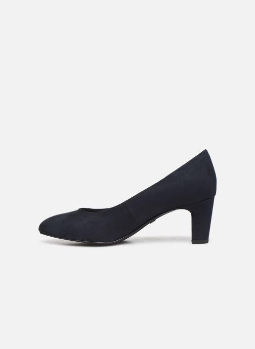 Zapatos de tacón Tamaris Georgia Azul vista de frente