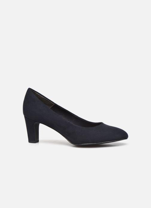 Zapatos de tacón Tamaris Georgia Azul vistra trasera