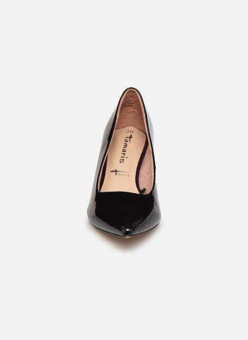 Zapatos de tacón Tamaris Falone Negro vista del modelo