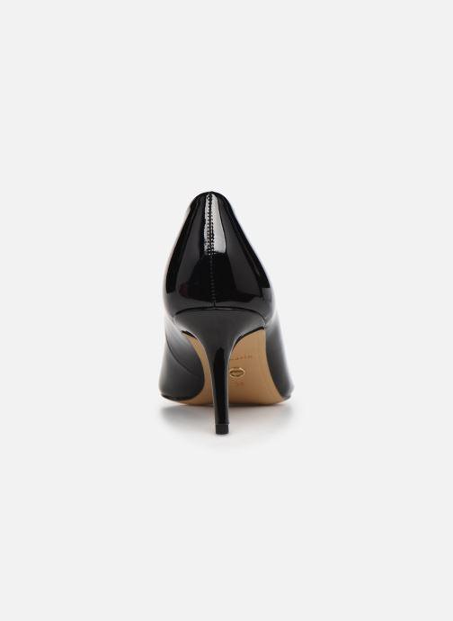 Zapatos de tacón Tamaris Falone Negro vista lateral derecha