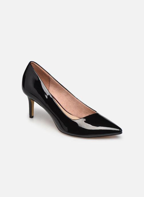 Zapatos de tacón Tamaris Falone Negro vista de detalle / par
