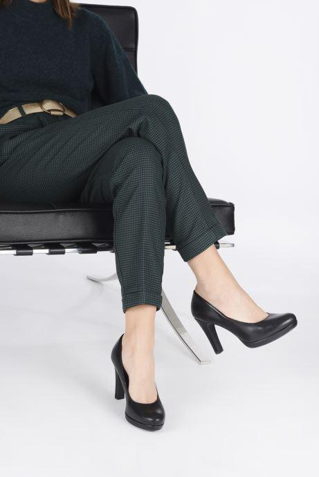 Zapatos de tacón Tamaris Tesnime Negro vista de abajo