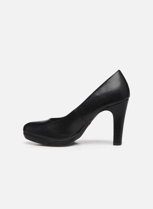 Zapatos de tacón Tamaris Tesnime Negro vista de frente