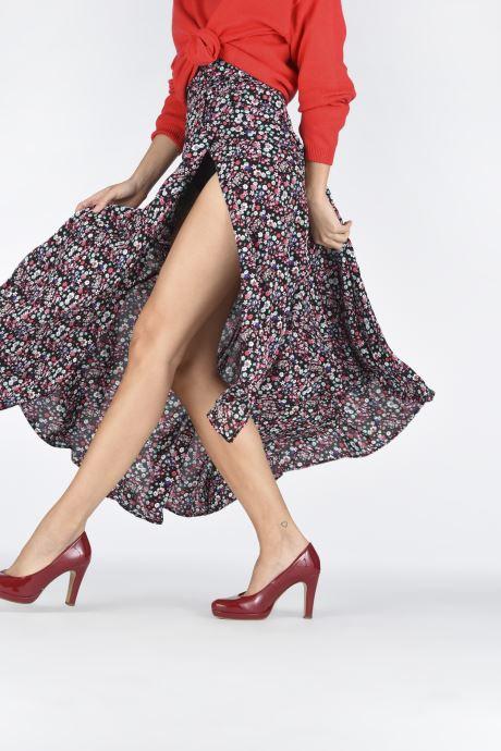Zapatos de tacón Tamaris Tesnime Rojo vista de abajo