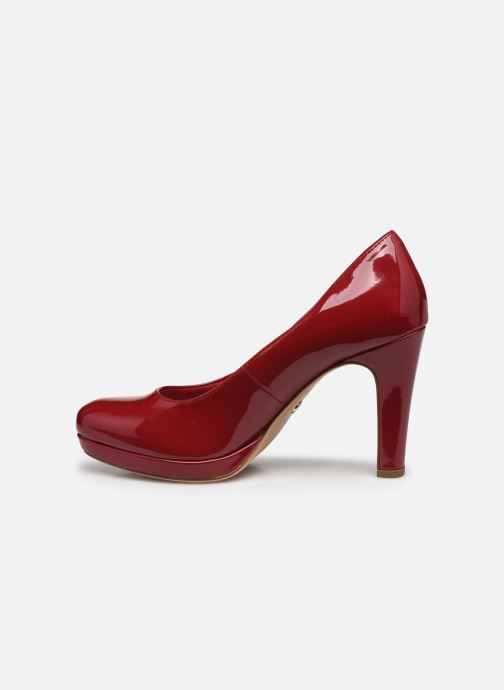 Zapatos de tacón Tamaris Tesnime Rojo vista de frente