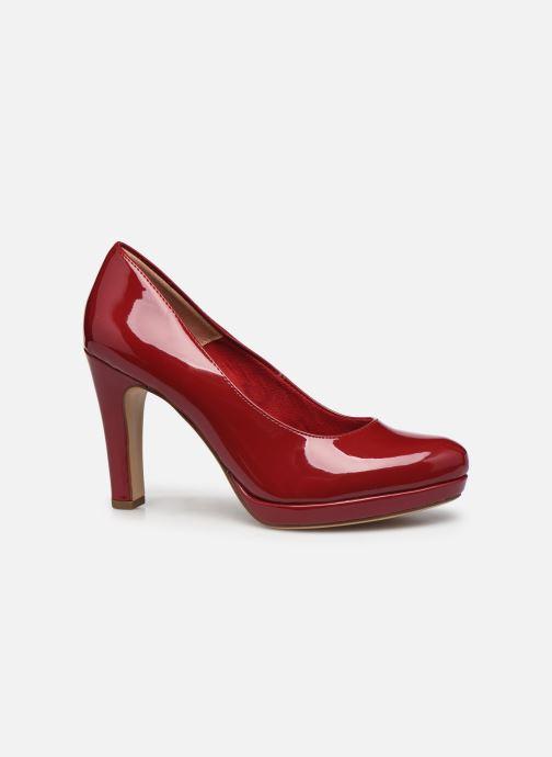 Zapatos de tacón Tamaris Tesnime Rojo vistra trasera