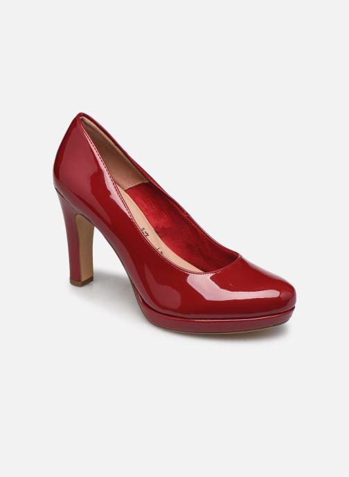 Zapatos de tacón Tamaris Tesnime Rojo vista de detalle / par