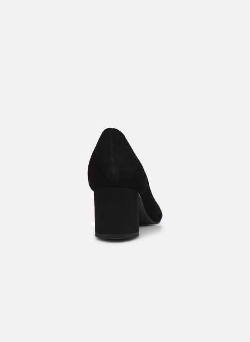 Zapatos de tacón Tamaris Rivka Negro vista lateral derecha