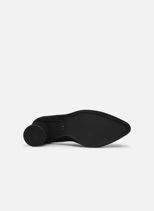 Zapatos de tacón Tamaris Rivka Negro vista de arriba
