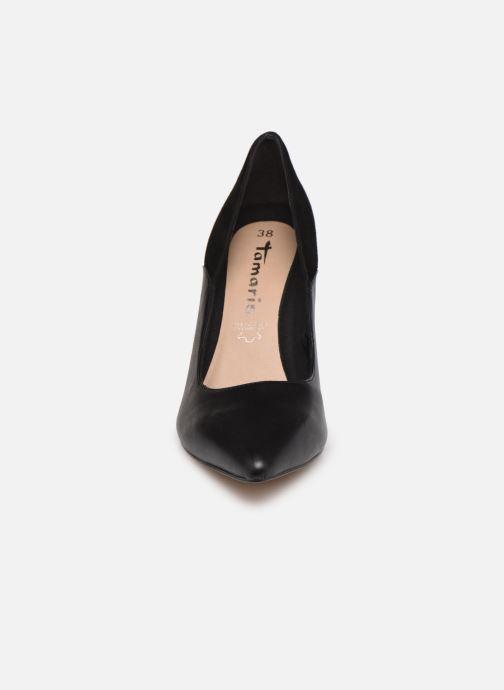 Escarpins Tamaris Siloe Noir vue portées chaussures
