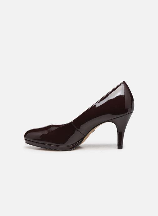 Zapatos de tacón Tamaris Néla Vino vista de frente