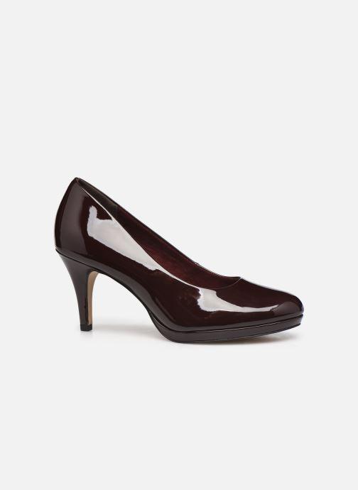 Zapatos de tacón Tamaris Néla Vino vistra trasera