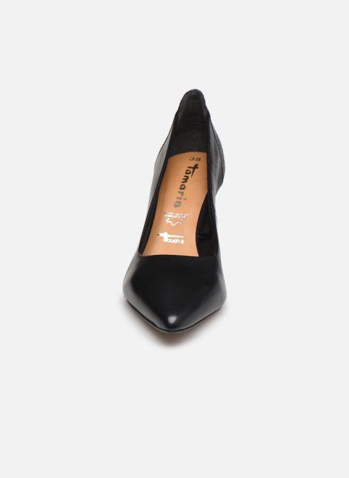 Zapatos de tacón Tamaris Linov Negro vista del modelo