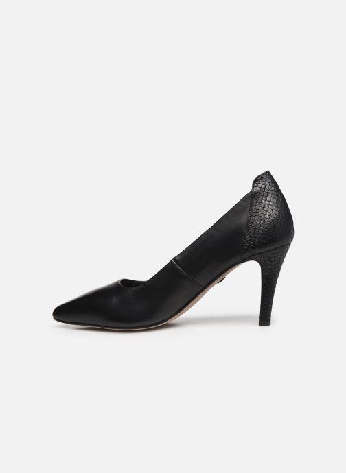 Zapatos de tacón Tamaris Linov Negro vista de frente