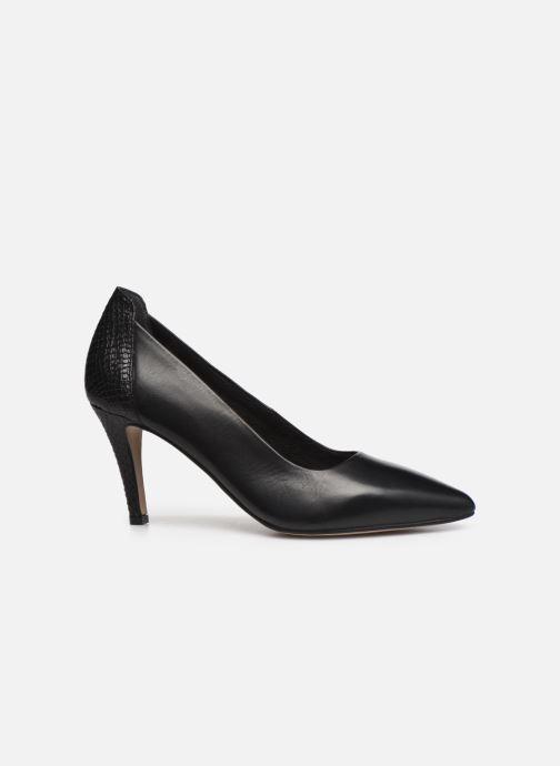 Zapatos de tacón Tamaris Linov Negro vistra trasera