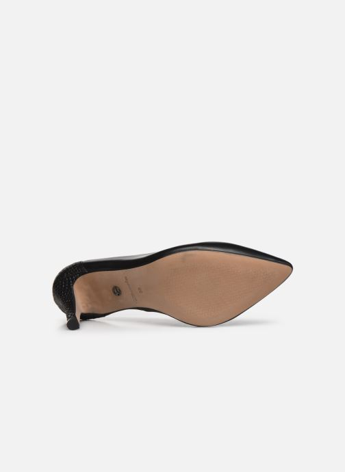 Zapatos de tacón Tamaris Linov Negro vista de arriba