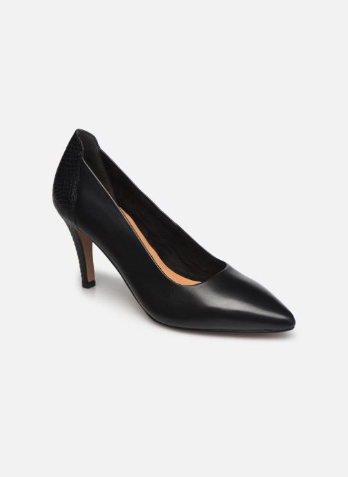 Zapatos de tacón Tamaris Linov Negro vista de detalle / par