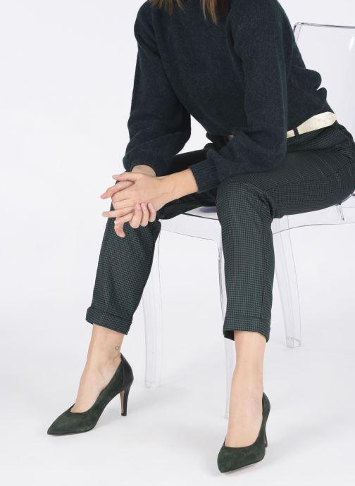 Zapatos de tacón Tamaris Linov Verde vista de abajo
