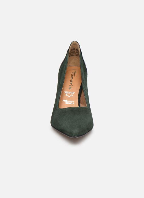 Zapatos de tacón Tamaris Linov Verde vista del modelo