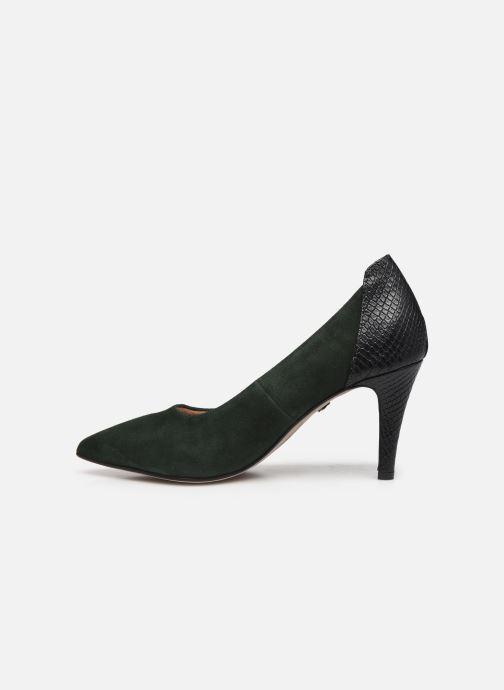 Zapatos de tacón Tamaris Linov Verde vista de frente