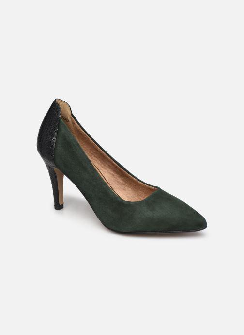 Zapatos de tacón Tamaris Linov Verde vista de detalle / par