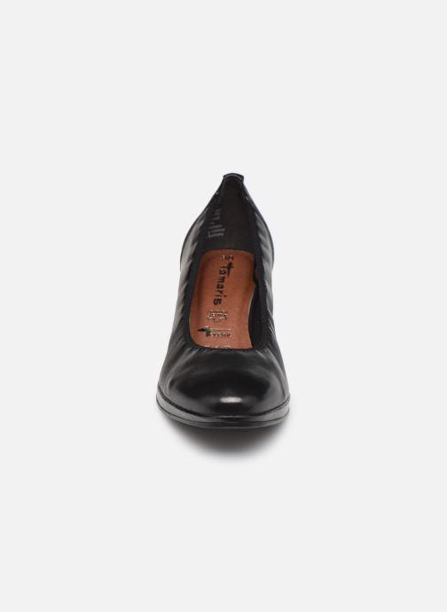 Escarpins Tamaris Serina Noir vue portées chaussures