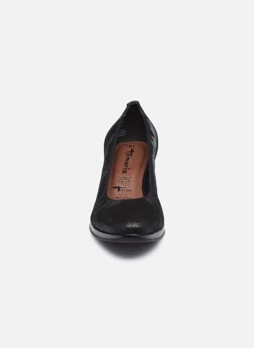 Zapatos de tacón Tamaris Serina Negro vista del modelo
