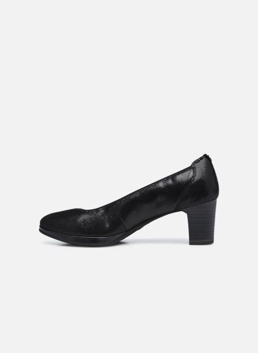 Zapatos de tacón Tamaris Serina Negro vista de frente