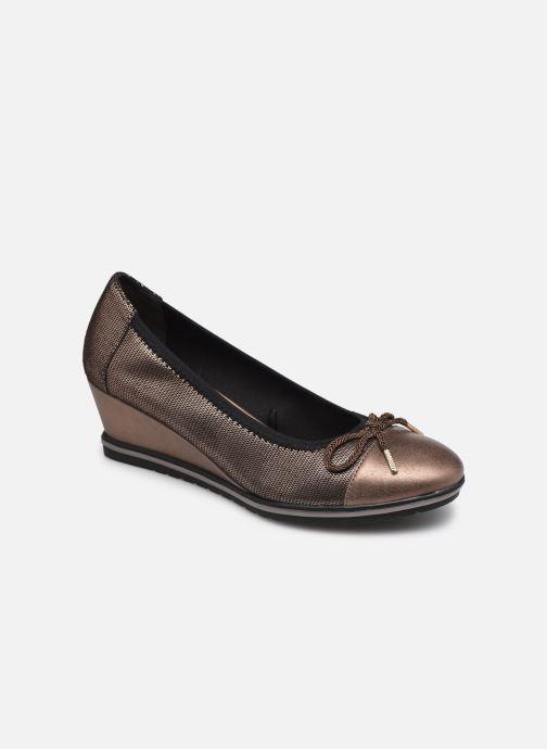 Zapatos de tacón Tamaris Lilym Oro y bronce vista de detalle / par
