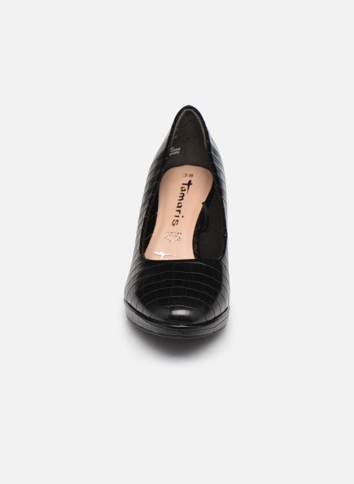 Escarpins Tamaris Hiba Noir vue portées chaussures