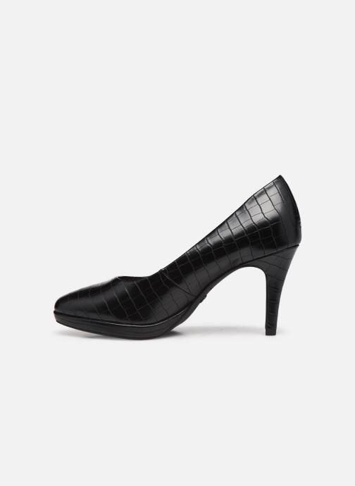Zapatos de tacón Tamaris Hiba Negro vista de frente