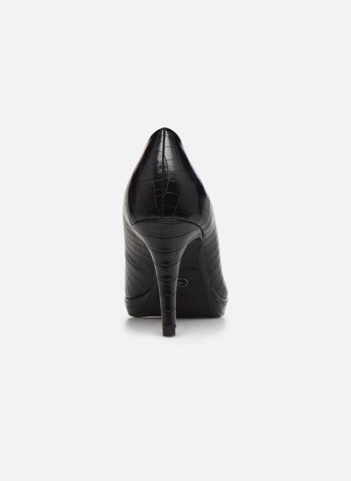 Zapatos de tacón Tamaris Hiba Negro vista lateral derecha
