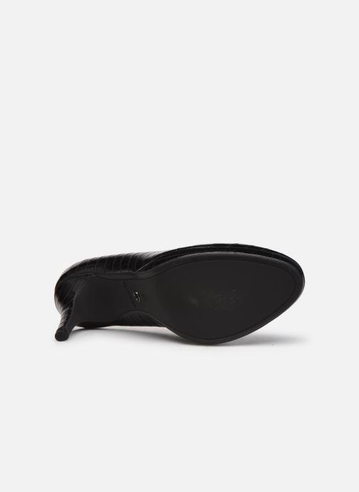 Zapatos de tacón Tamaris Hiba Negro vista de arriba