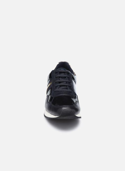 Baskets Tamaris Gaelle Bleu vue portées chaussures
