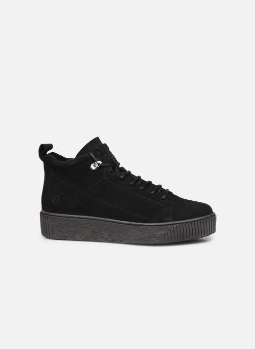 Sneaker Tamaris Sadio schwarz ansicht von hinten