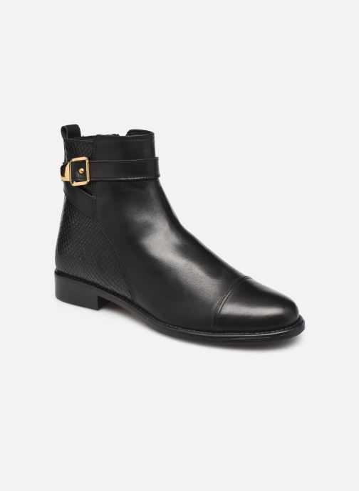 Stiefeletten & Boots Georgia Rose Clyde schwarz detaillierte ansicht/modell