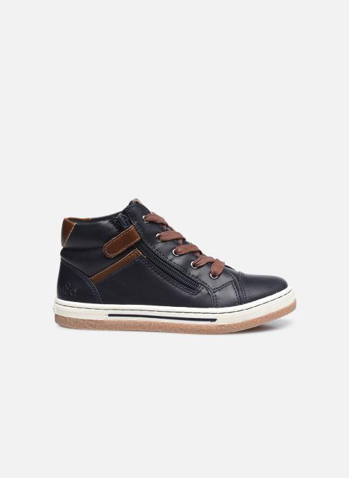 Sneaker Mod8 Kynata blau ansicht von hinten