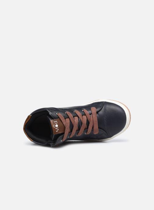 Sneaker Mod8 Kynata blau ansicht von links