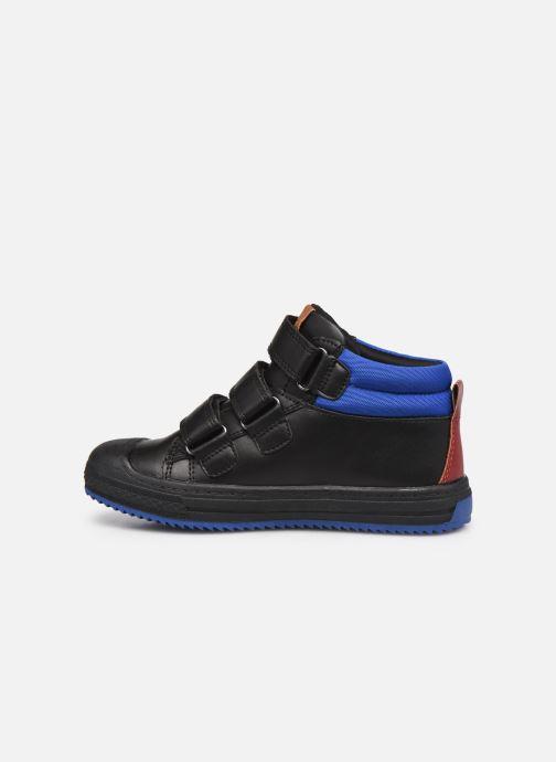 Sneaker Mod8 Talye schwarz ansicht von vorne